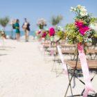 結婚式の風景